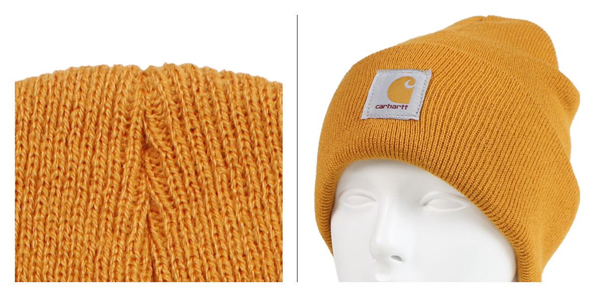 5fbde7e6ed carhartt ACRYLIC WATCH HAT car heart knit hat knit cap beanie men gap Dis  gray dark brown gold A18