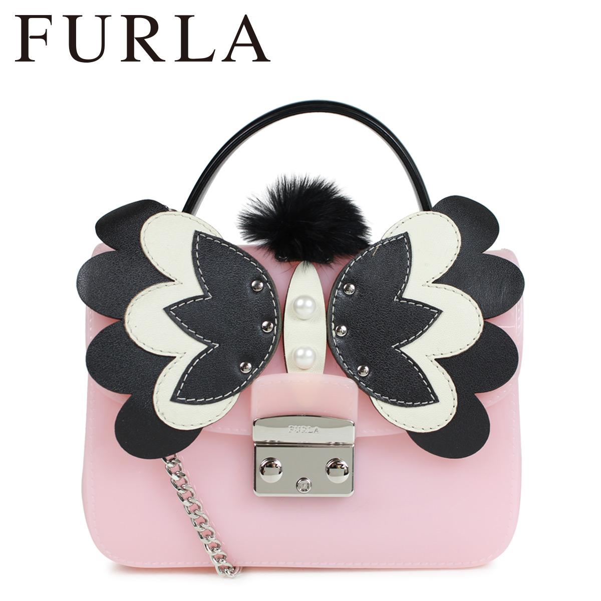 FURLA CANDY MELITA SHOULDER BAG フルラ バッグ ショルダーバッグ レディース ピンク 969916