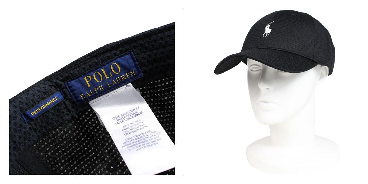 Polo Ralph Lauren Mens Performance Mesh Baseball Cap