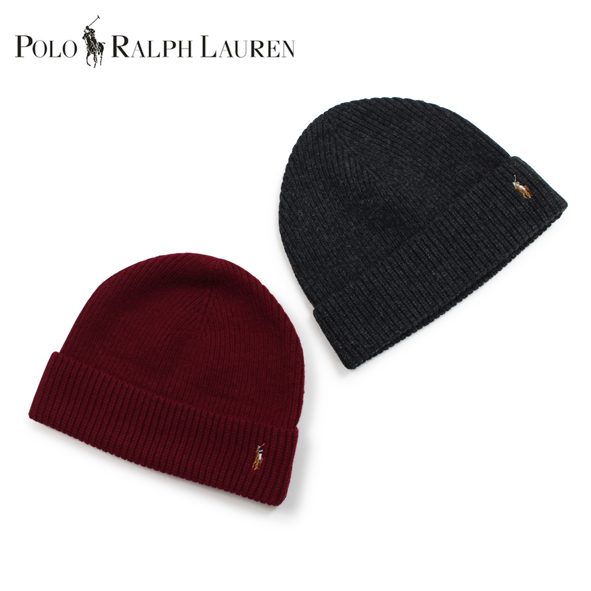 223e5b243b8 POLO RALPH LAUREN MERINO WOOL WATCH CAP polo Ralph Lauren knit hat knit cap  beanie men gap Dis merino wool charcoal Bordeaux 6F0101  1 15 Shinnyu load