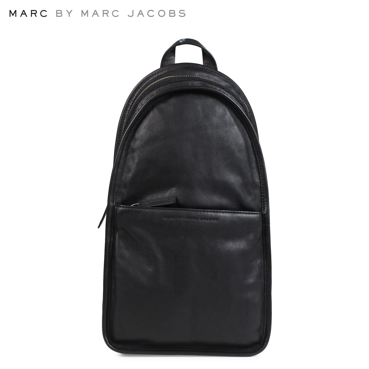 MARC BY MARC JACOBS CROSS BODY BACKPACK マークバイマークジェイコブス バッグ ショルダーバッグ ワンショルダー レディース メンズ ブラック M0001733