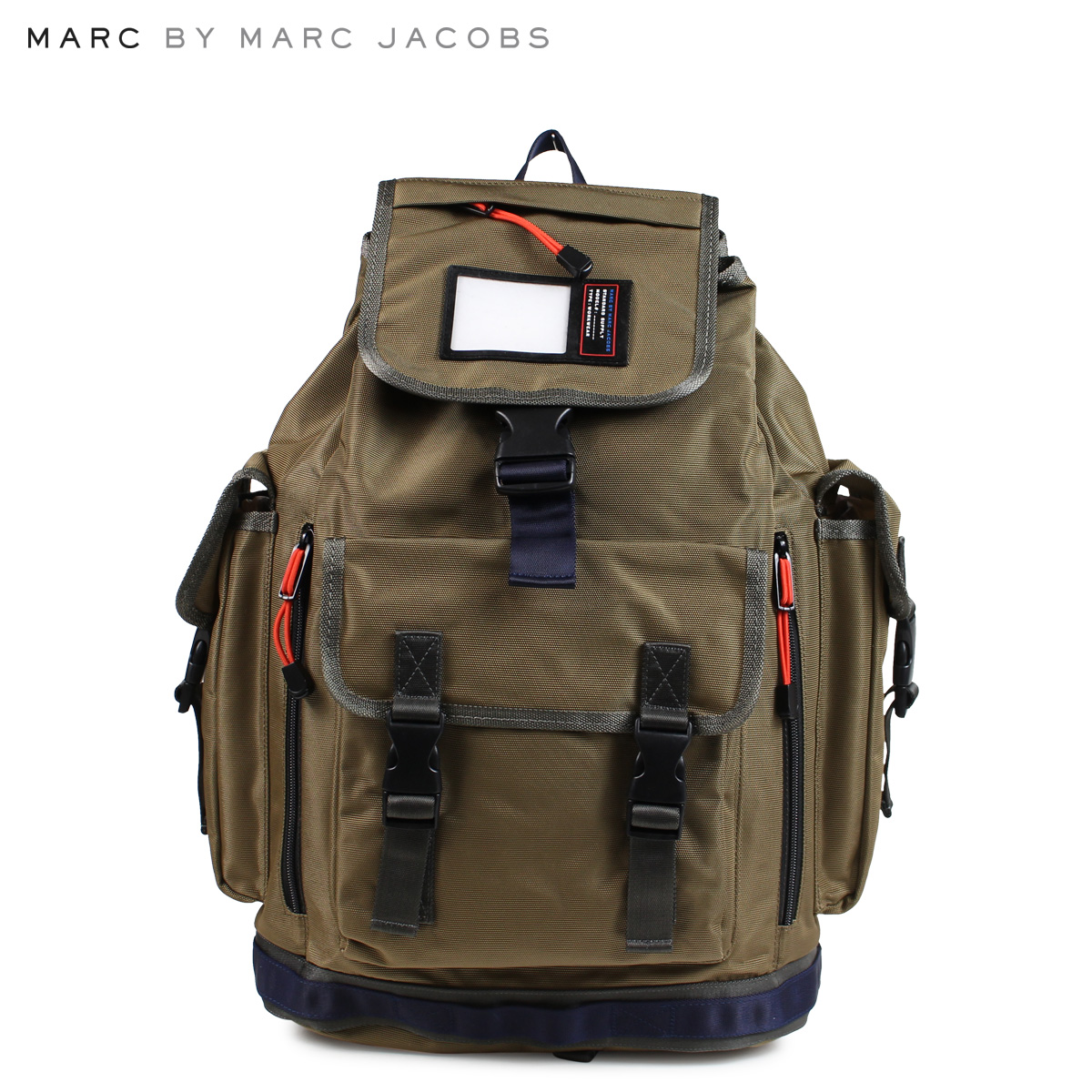 MARC BY MARC JACOBS WALTER BACKPACK マークバイマークジェイコブス リュック バッグ バックパック レディース メンズ ブラウン M0006944