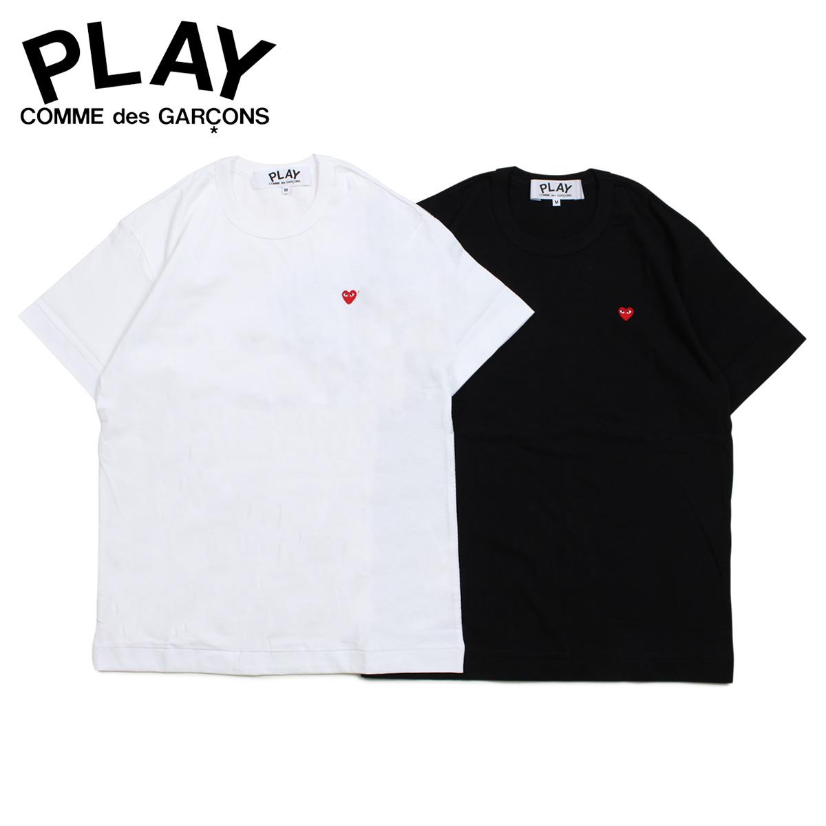 481fab0f PLAY COMME des GARCONS LITTLE RED HEART T-SHIRT コムデギャルソン T-shirt men short  ...