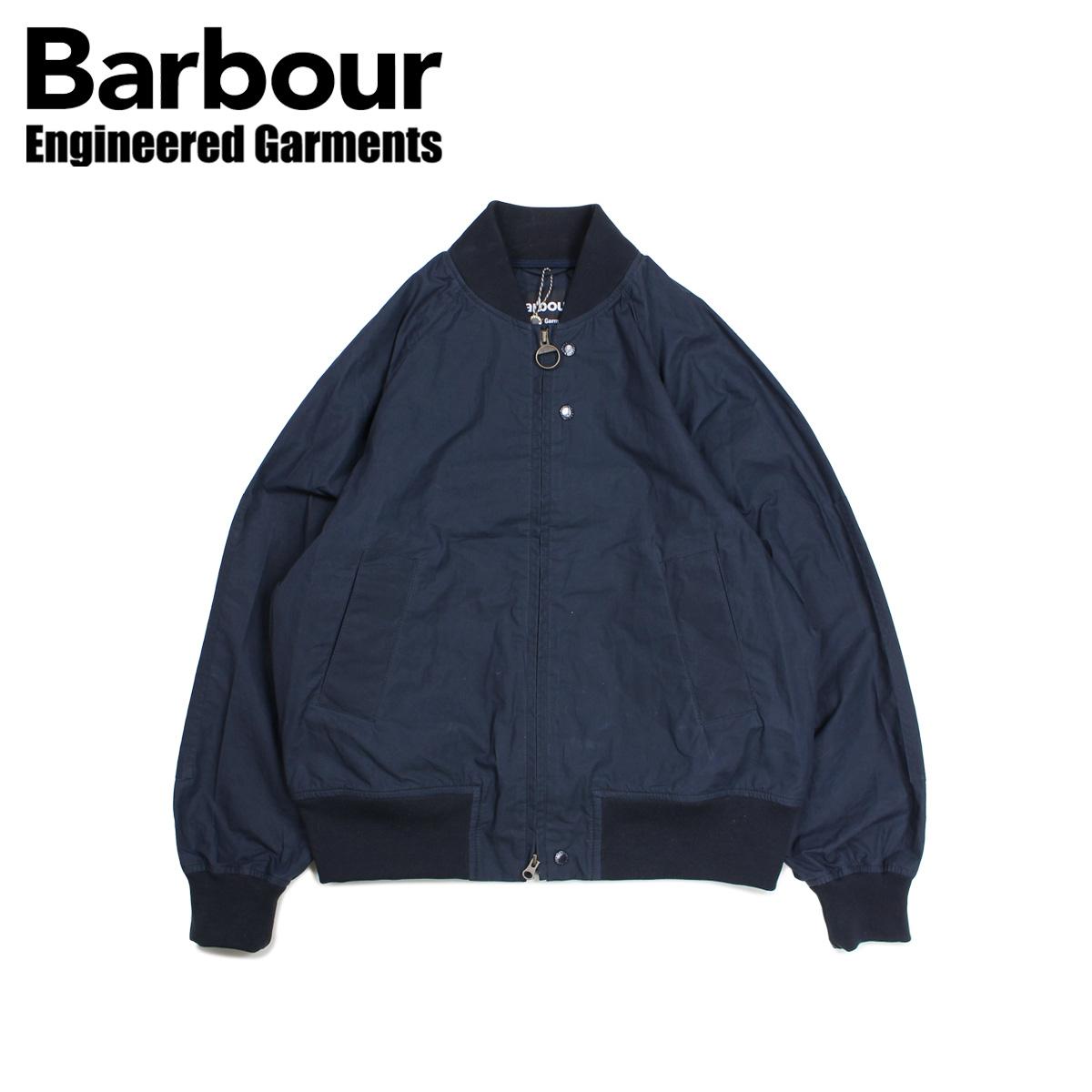 Barbour ENGINEERED GARMENTS IRVING JACKET バブアー エンジニアードガーメンツ ジャケット ボンバージャケット メンズ アービングジャケット コラボ ネイビー MCA0598NY71 [3/28 新入荷]