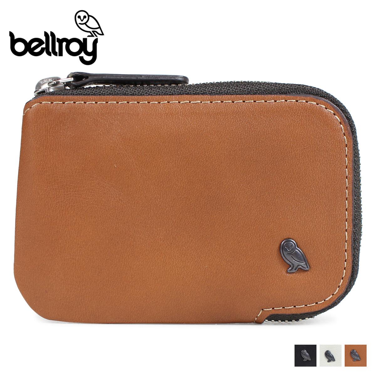99f4bf7f5b6ec Bellroy CARD POCKET bell Roy wallet folio men gap Dis round fastener black  white brown black ...