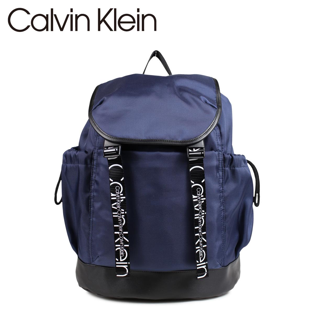 Calvin Klein G3 NYLON BACKPACK カルバンクライン リュック バッグ バックパック メンズ レディース ネイビー CKSTR H8GKE8QW