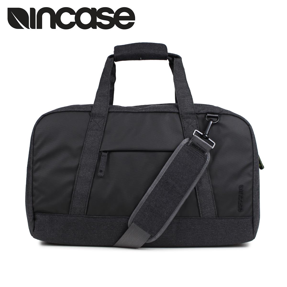 INCASE EO TRAVEL DUFFEL インケース ダッフルバッグ ボストンバッグ CL90005 ブラック メンズ