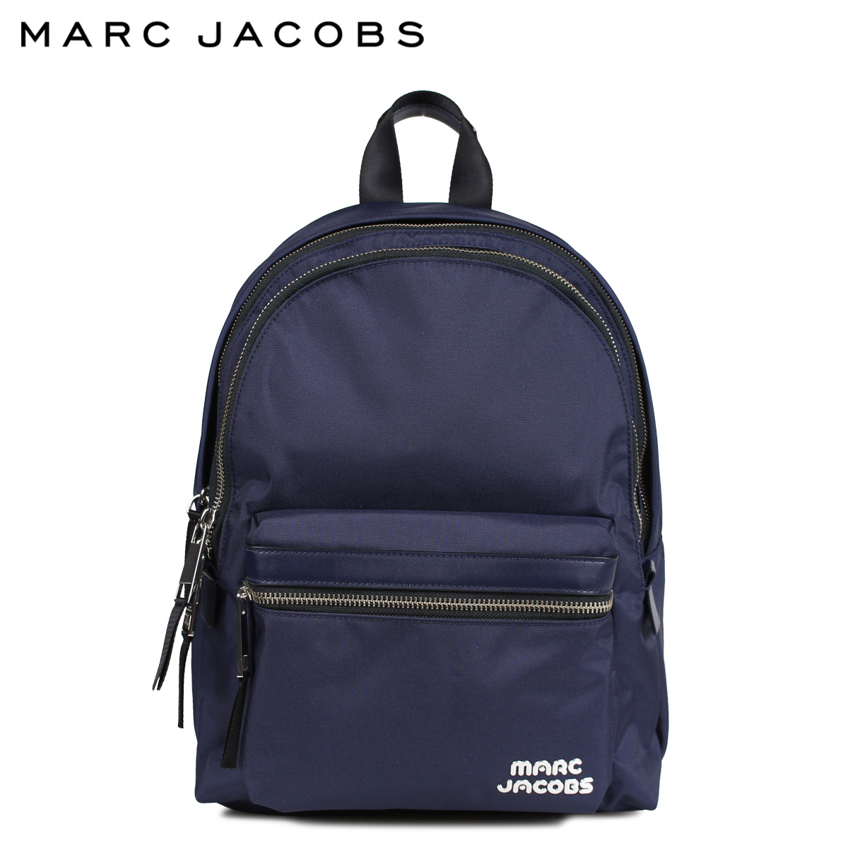 MARC JACOBS TREK PACK LARGE BACKPACK マークジェイコブス リュック バッグ バックパック レディース メンズ ネイビー M0014030