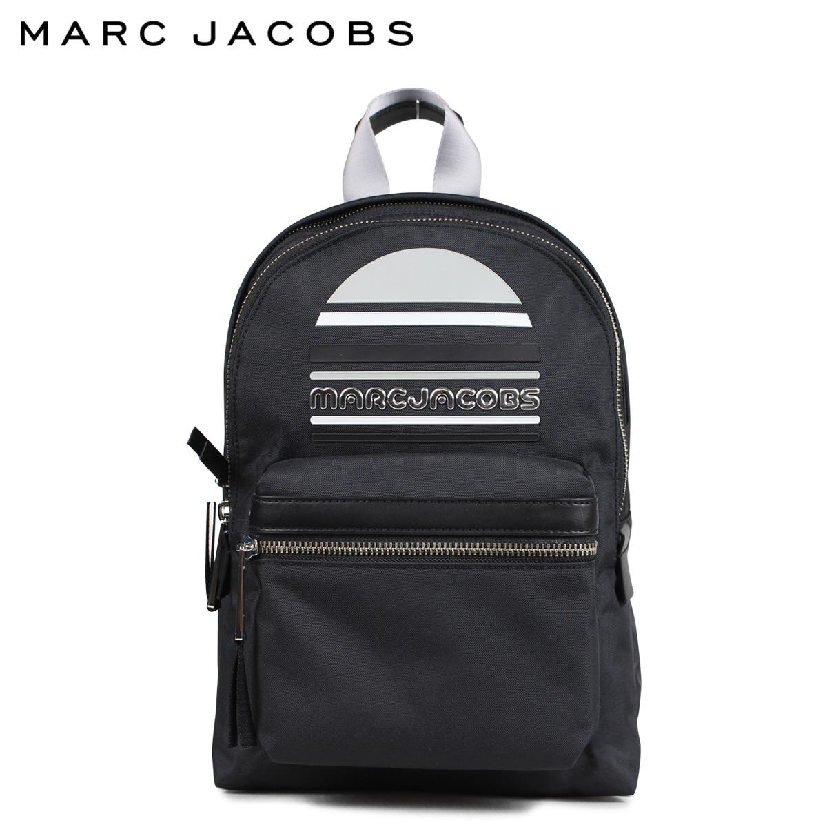 MARC JACOBS MEDIUM BACKPACK マークジェイコブス リュック バッグ バックパック レディース メンズ ブラック 黒 M0014035