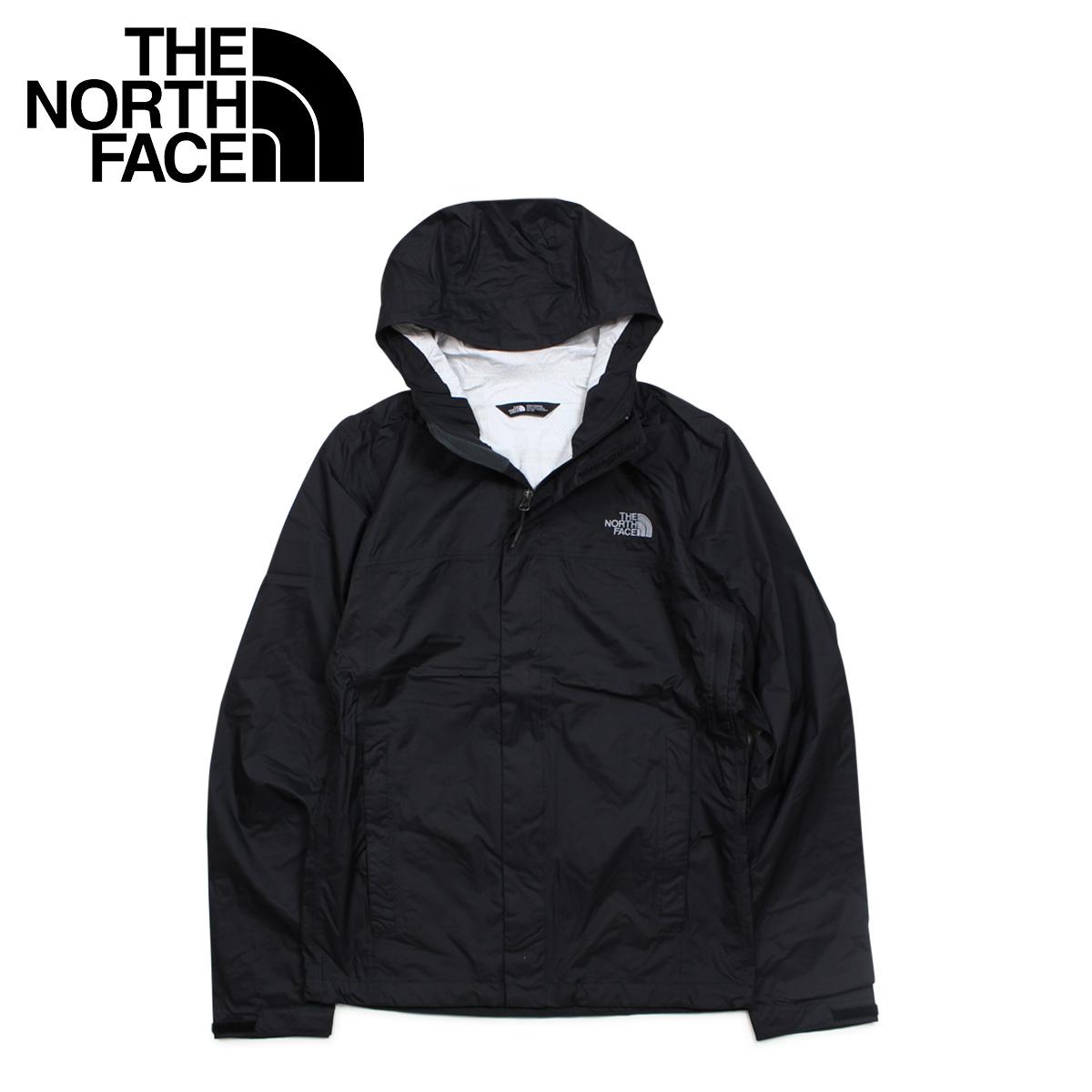 THE NORTH FACE MENS VENTURE 2 JACKET ノースフェイス ジャケット ベンチャー マウンテンパーカー メンズ ブラック 黒 NF0A2VD3 [5/13 新入荷]