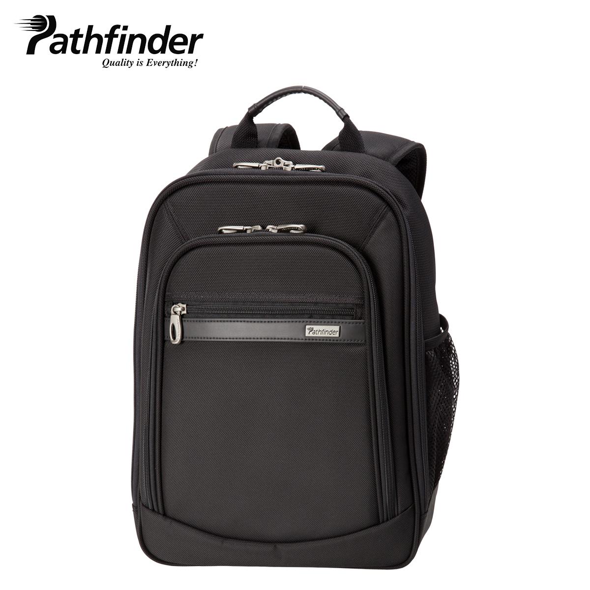 Pathfinder AVENGER パスファインダー バッグ ビジネスバッグ リュック バックパック メンズ ブラック 黒 PF1808B