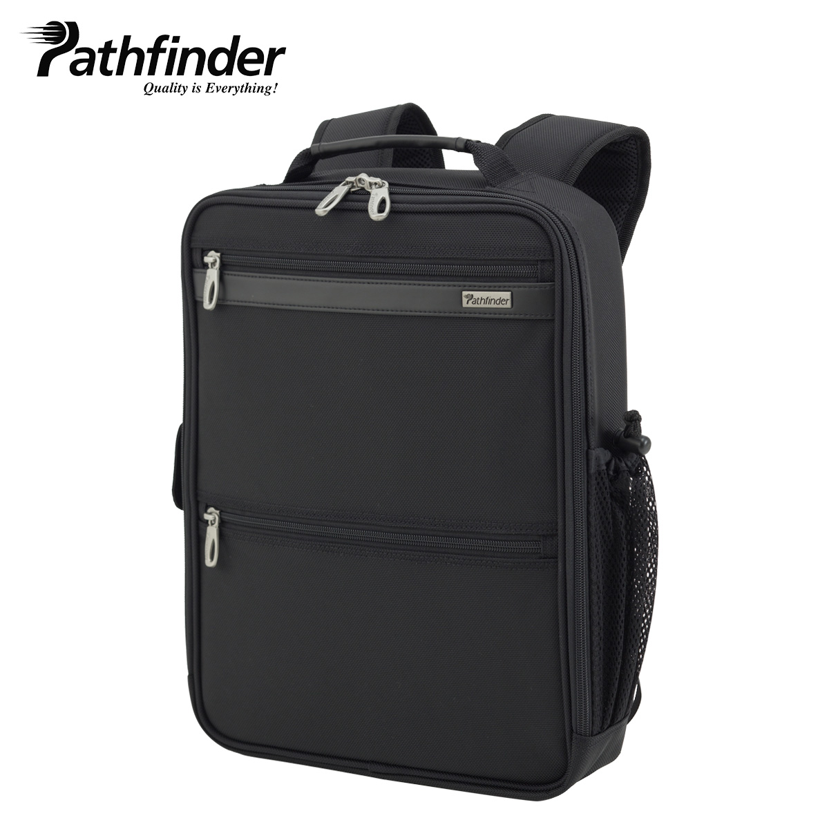 Pathfinder AVENGER パスファインダー バッグ ビジネスバッグ リュック バックパック メンズ ブラック 黒 PF1841B