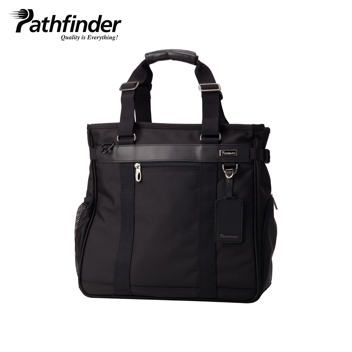 Pathfinder REVOLUTION XT パスファインダー トート バッグ ビジネスバッグ ショルダー メンズ ブラック 黒 PF6809B