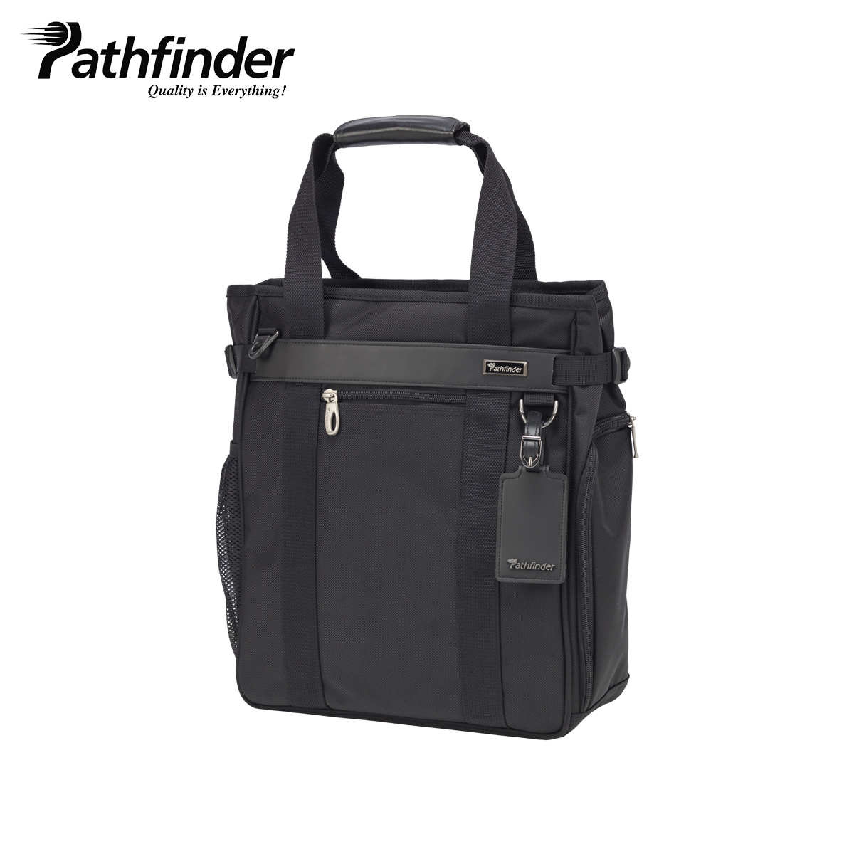 Pathfinder 3WAY REVOLUTION XT パスファインダー トート バッグ ビジネスバッグ リュック ブリーフケース ショルダー メンズ ブラック 黒 PF6810B