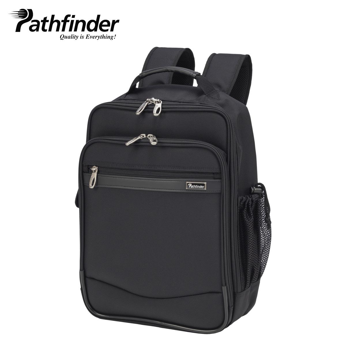 Pathfinder REVOLUTION XT パスファインダー バッグ ビジネスバッグ リュック バックパック メンズ ブラック 黒 PF6811B