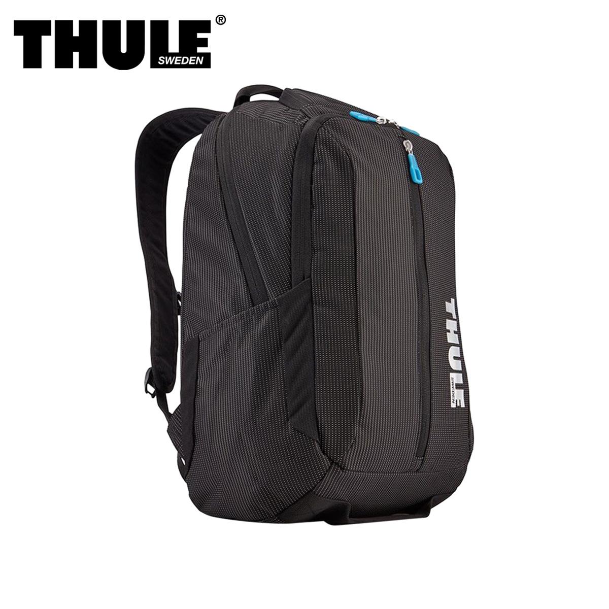 THULE CROSSOVER BACKPACK スーリー リュック バッグ バックパック クロスオーバー メンズ レディース 25L ブラック 黒 3201989