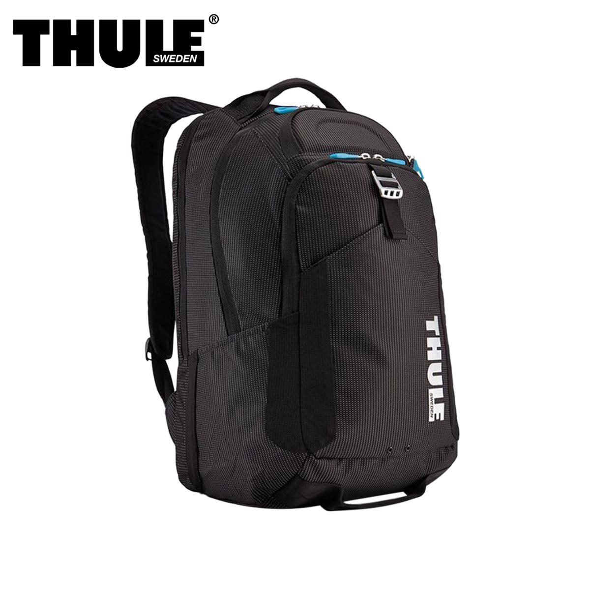 送料無料 あす楽対応 スーリー THULE クロスオーバー 完全送料無料 リュック 2020 バッグ バックパック カバン レディース CROSSOVER メンズ 黒 32L 鞄 ブラック BACKPACK 3201991