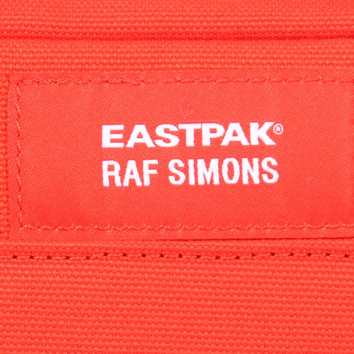 RAF SIMONS EASTPAK WAISTBAG LOOP ラフシモンズ イーストパック バッグ ウエストバッグ ボディバッグ ループ メンズ レディース 3L コラボ オレンジ EK94EkuZwPlXOiT