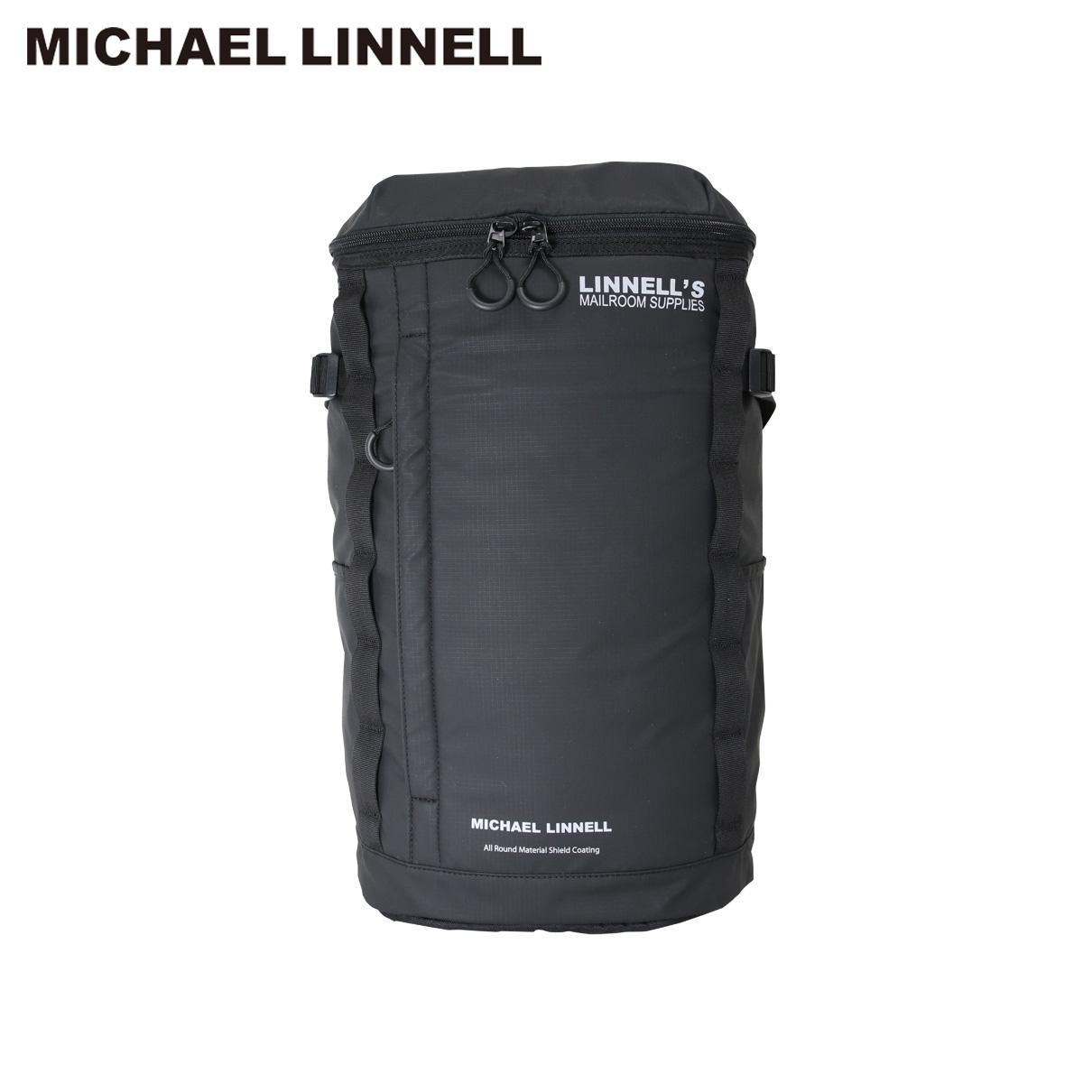 MICHAEL LINNELL ARMS マイケルリンネル リュック バッグ 31L メンズ レディース バックパック ブラック 黒 MLAC-14