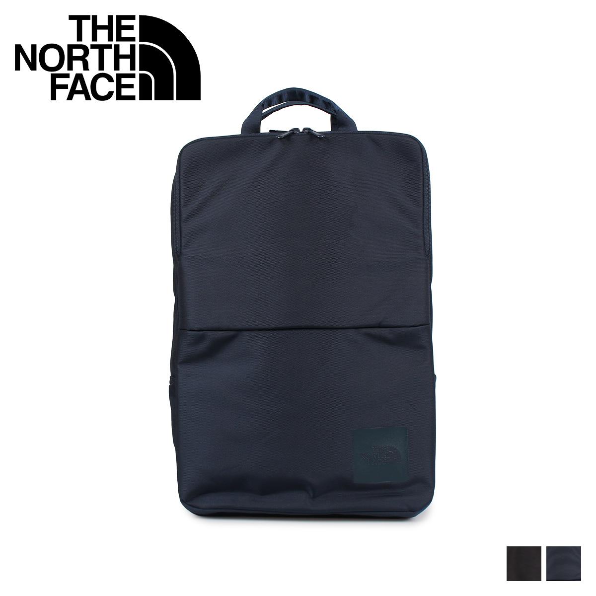 THE NORTH FACE SHUTTLE DAYPACK ノースフェイス リュック バッグ バックパック シャトル デイパック メンズ レディース シャトルデイパック 25L ブラック ネイビー 黒 NM81863