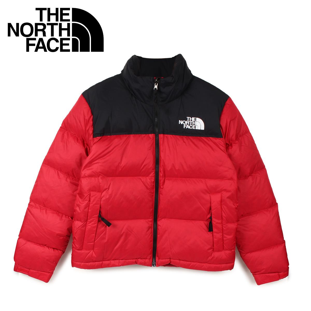 THE NORTH FACE WOMENS 1996 RETRO NUPTSE JACKET ノースフェイス 1996 ジャケット ダウンジャケット レトロ ヌプシ レディース レッド NF0A3XEO