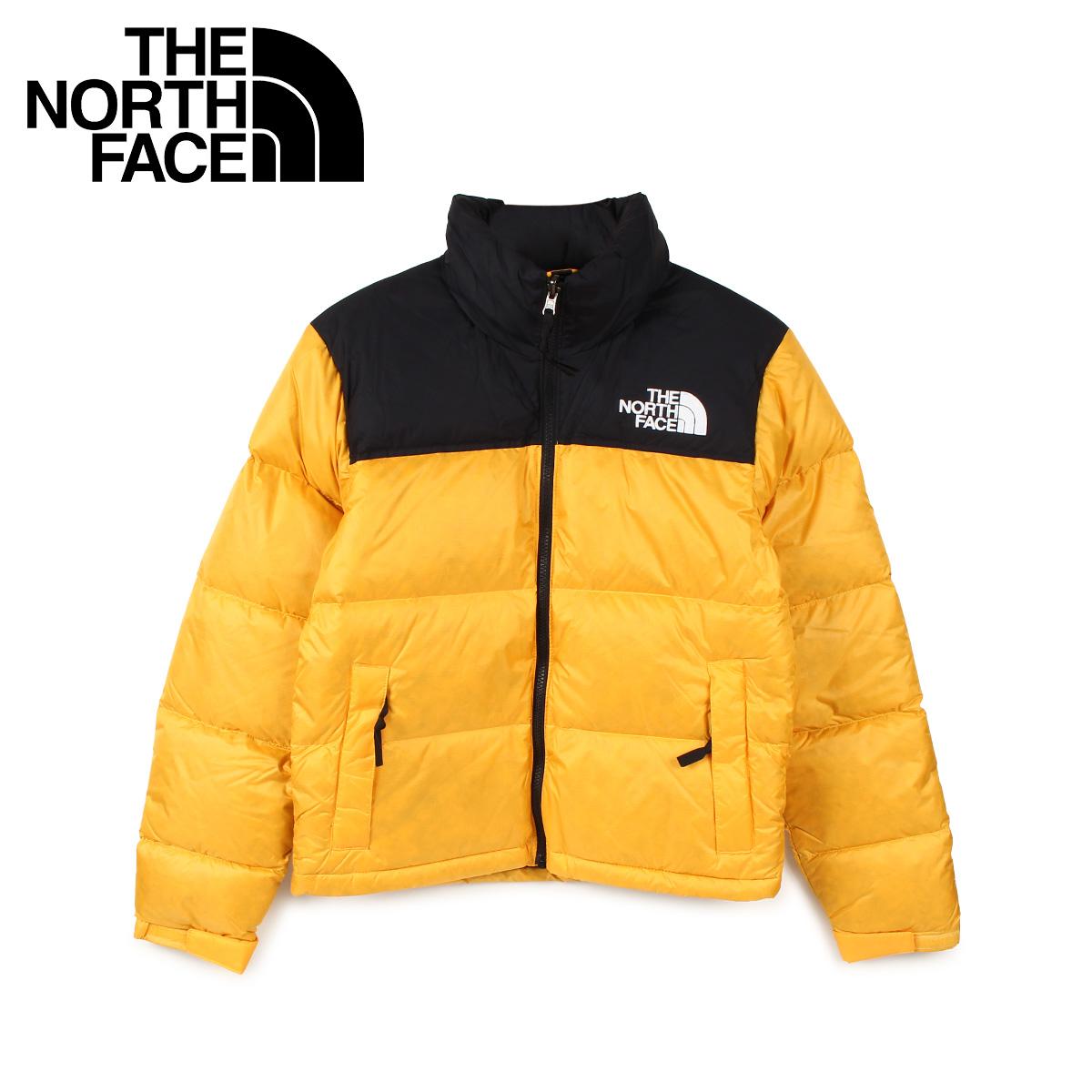 THE NORTH FACE WOMENS 1996 RETRO NUPTSE JACKET ノースフェイス 1996 ジャケット ダウンジャケット レトロ ヌプシ レディース イエロー NF0A3XEO