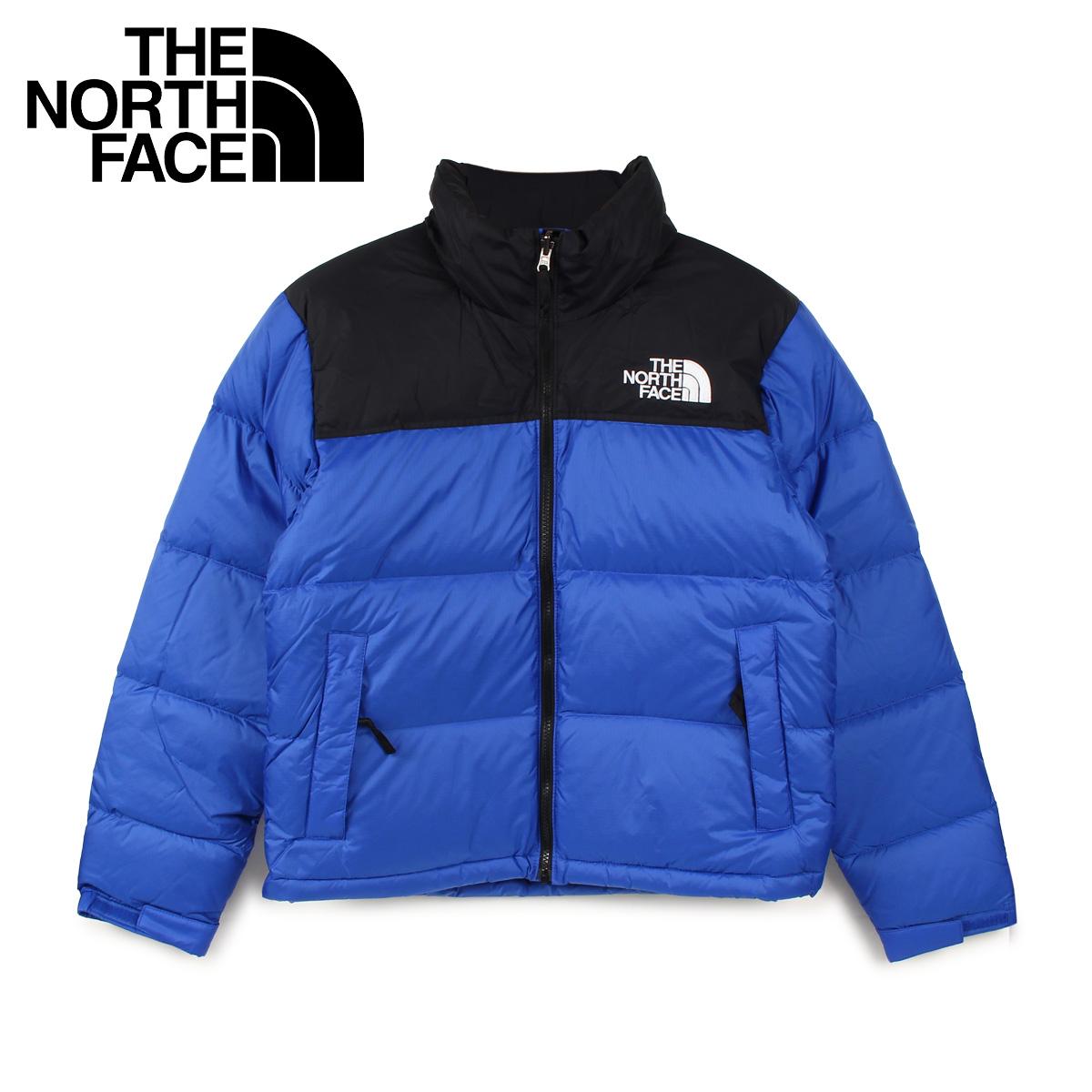 THE NORTH FACE WOMENS 1996 RETRO NUPTSE JACKET ノースフェイス 1996 ジャケット ダウンジャケット レトロ ヌプシ レディース ブルー NF0A3XEO