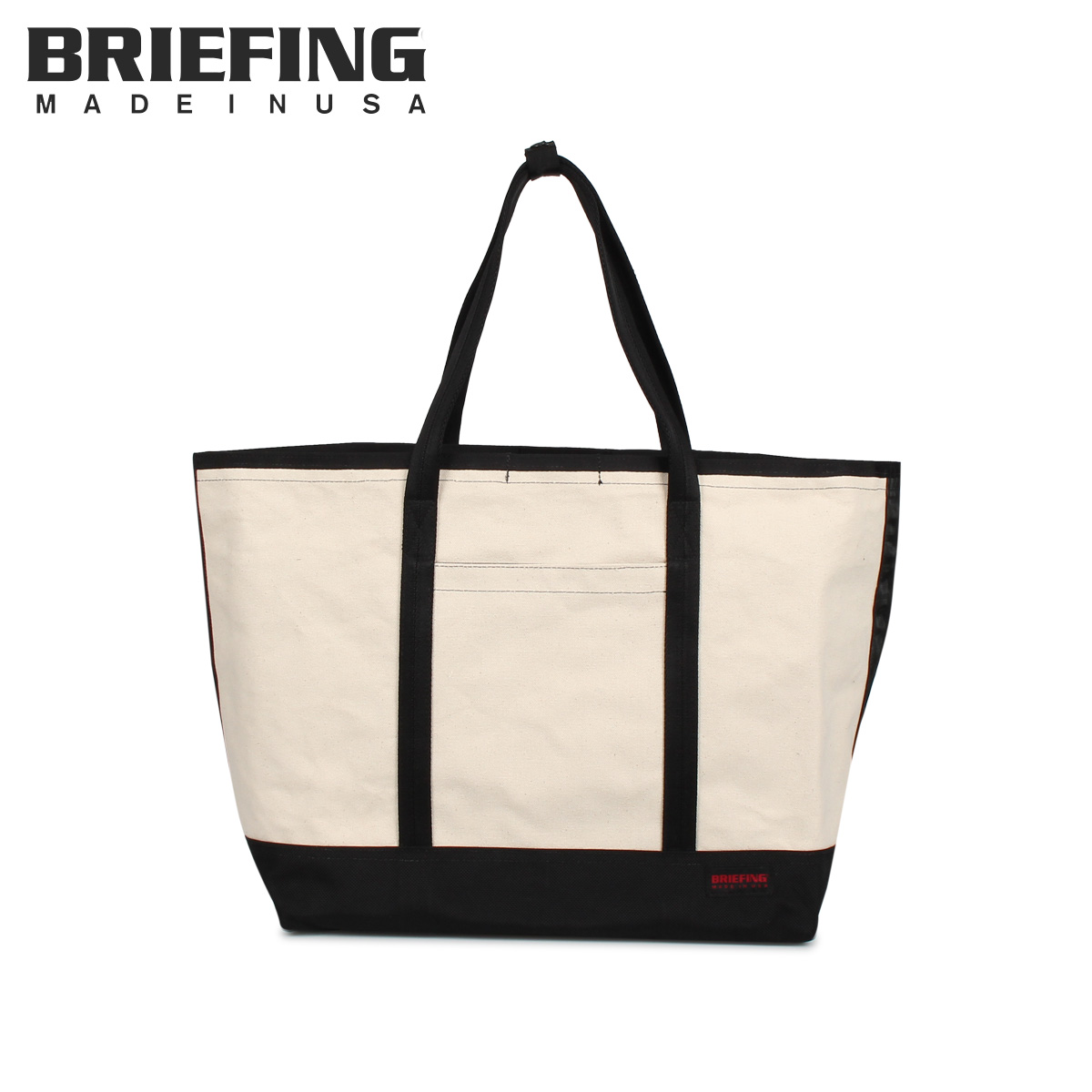 BRIEFING COMBI TOTE L ブリーフィング コンビ トート バッグ トートバッグ メンズ ブラック 黒 181304 [10/30 新入荷]
