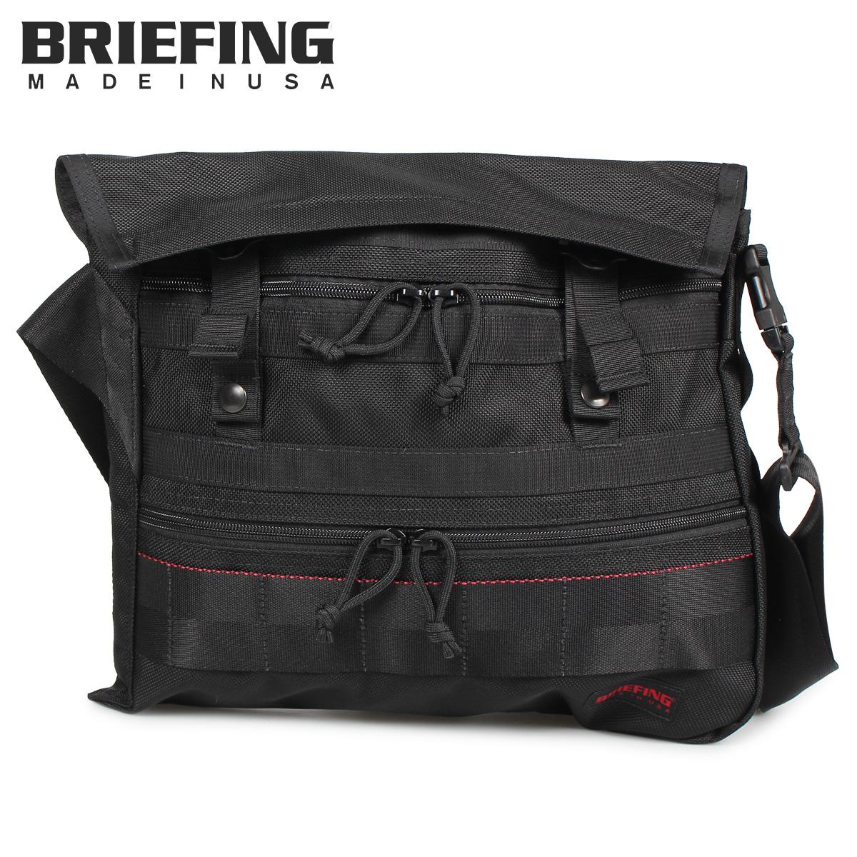 BRIEFING NEO T-SHOULDER ブリーフィング ネオ バッグ ショルダーバッグ サコッシュ メンズ レディース ブラック 黒 BRM181201