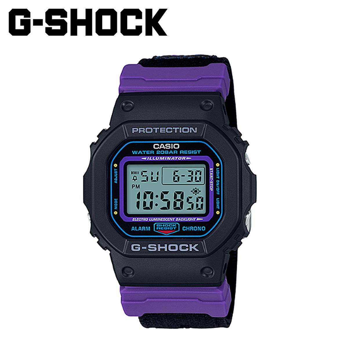 CASIO G-SHOCK カシオ 腕時計 DW-5600THS-1JR THROWBACK 1990S ジーショック Gショック G-ショック メンズ レディース ブラック 黒