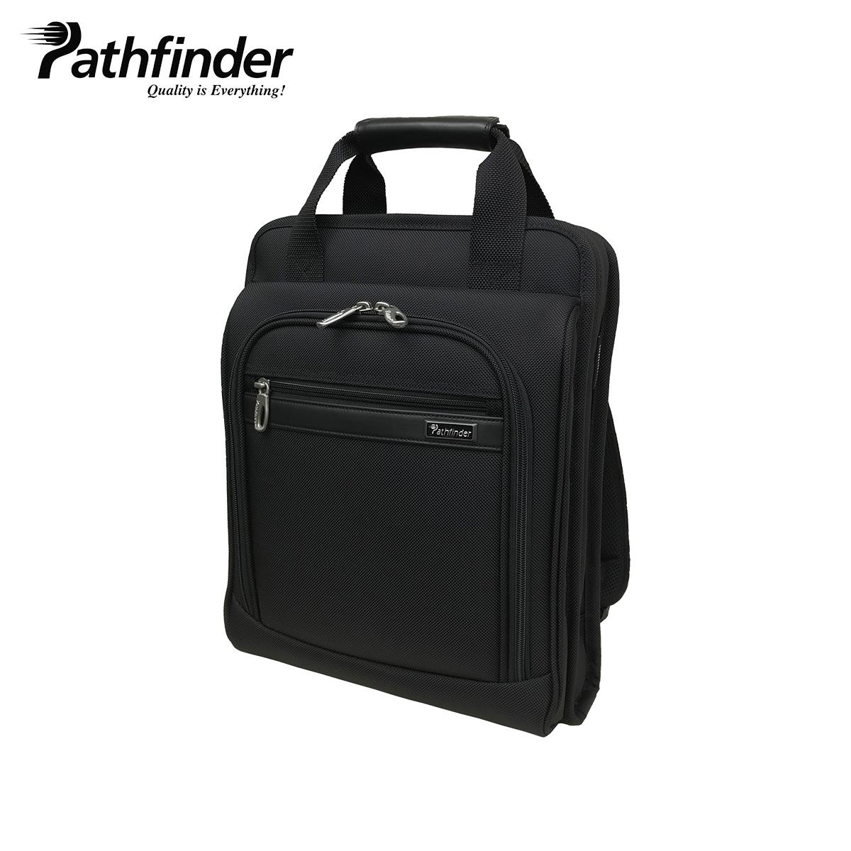 Pathfinder REVOLUTION XT パスファインダー バッグ ビジネスバッグ リュック バックパック メンズ ブラック 黒 PF6814B