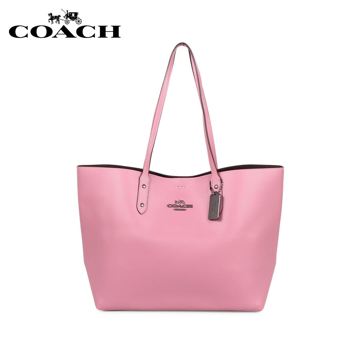 COACH F72673 コーチ バッグ トートバッグ レディース ピンク