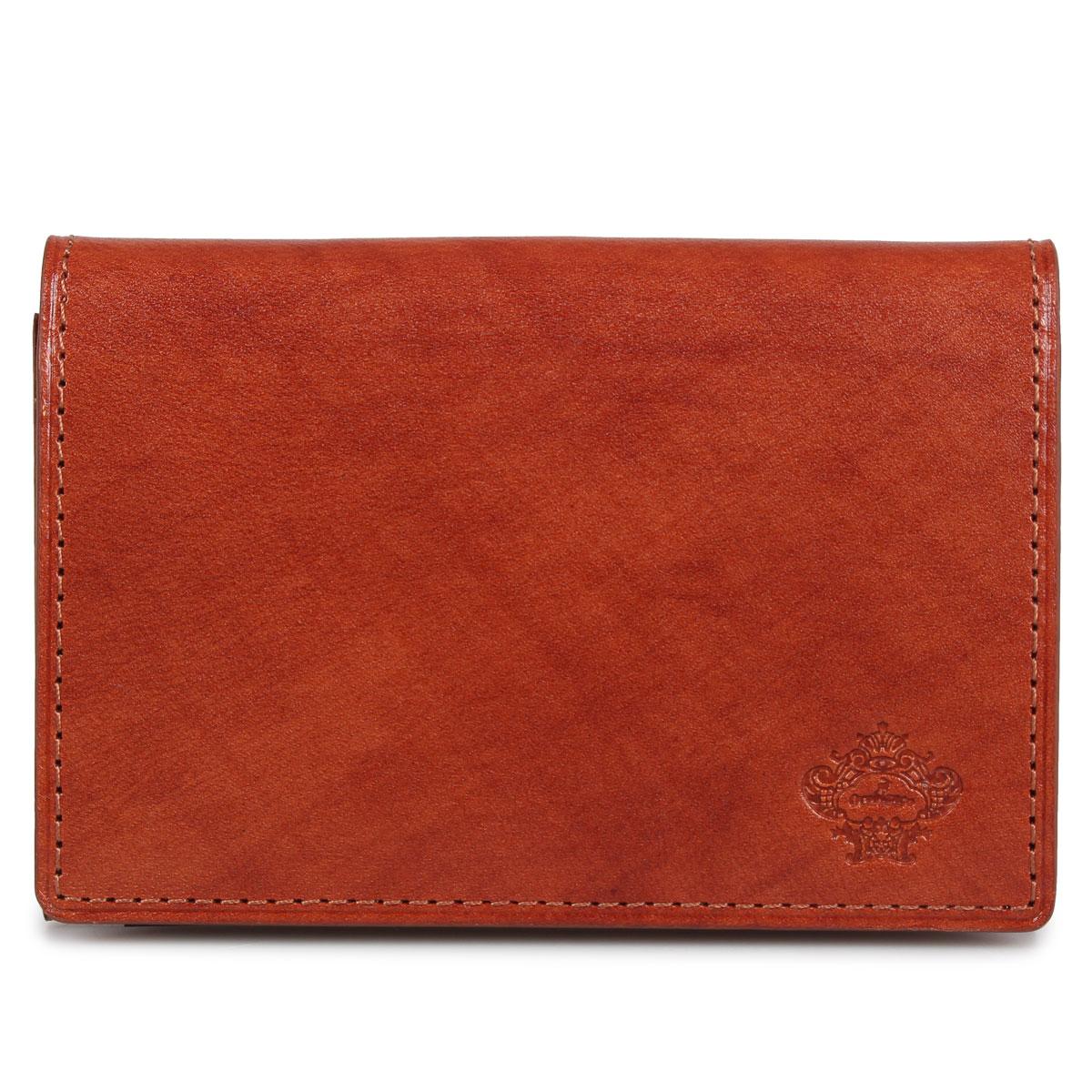 Orobianco BUSINESS CARD HOLDER オロビアンコ カードケース 名刺入れ 定期入れ メンズ ブラック ブラウン 黒 ORS-011508