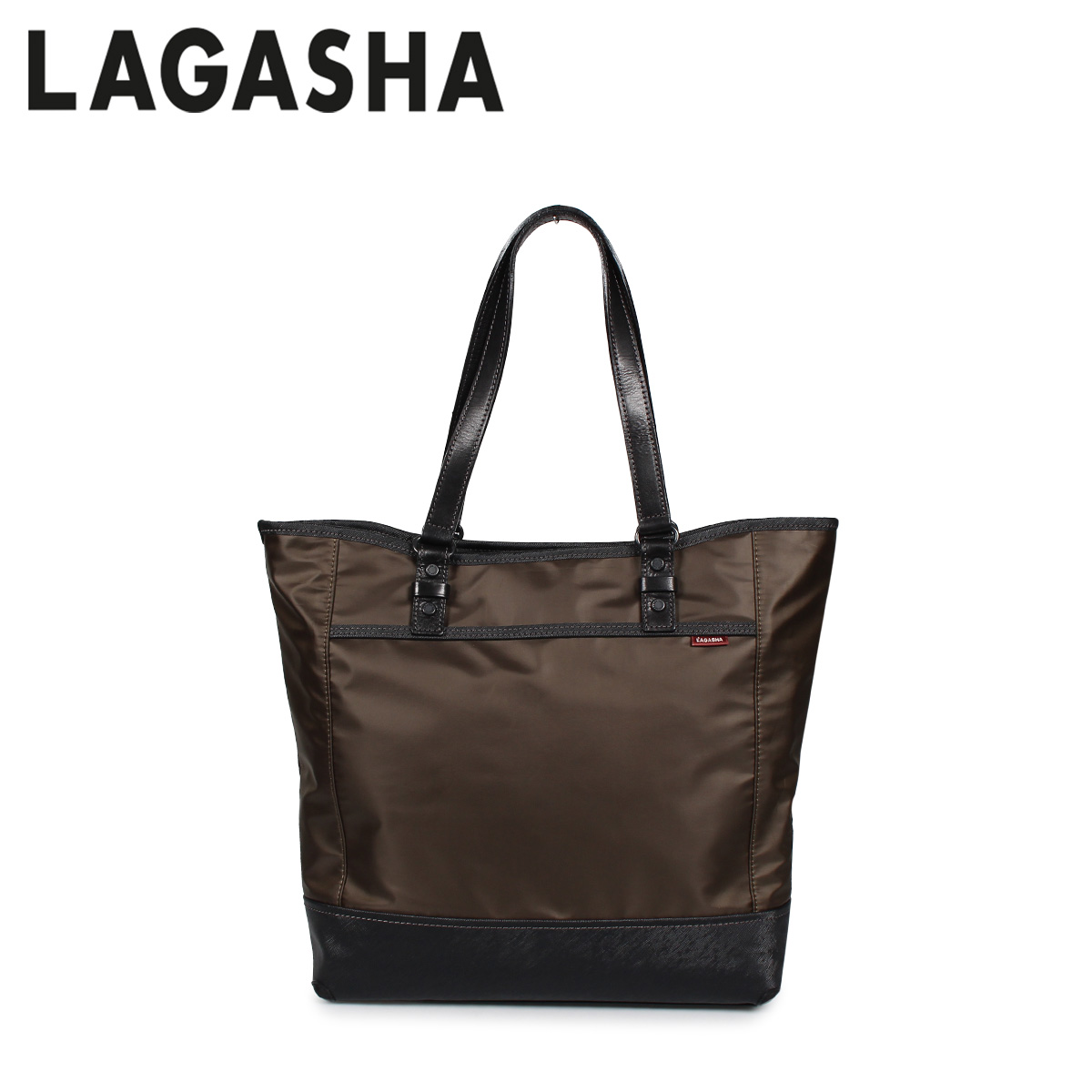 LAGASHA UPLIGHT ラガシャ アップライト バッグ トートバッグ メンズ カーキ 7228