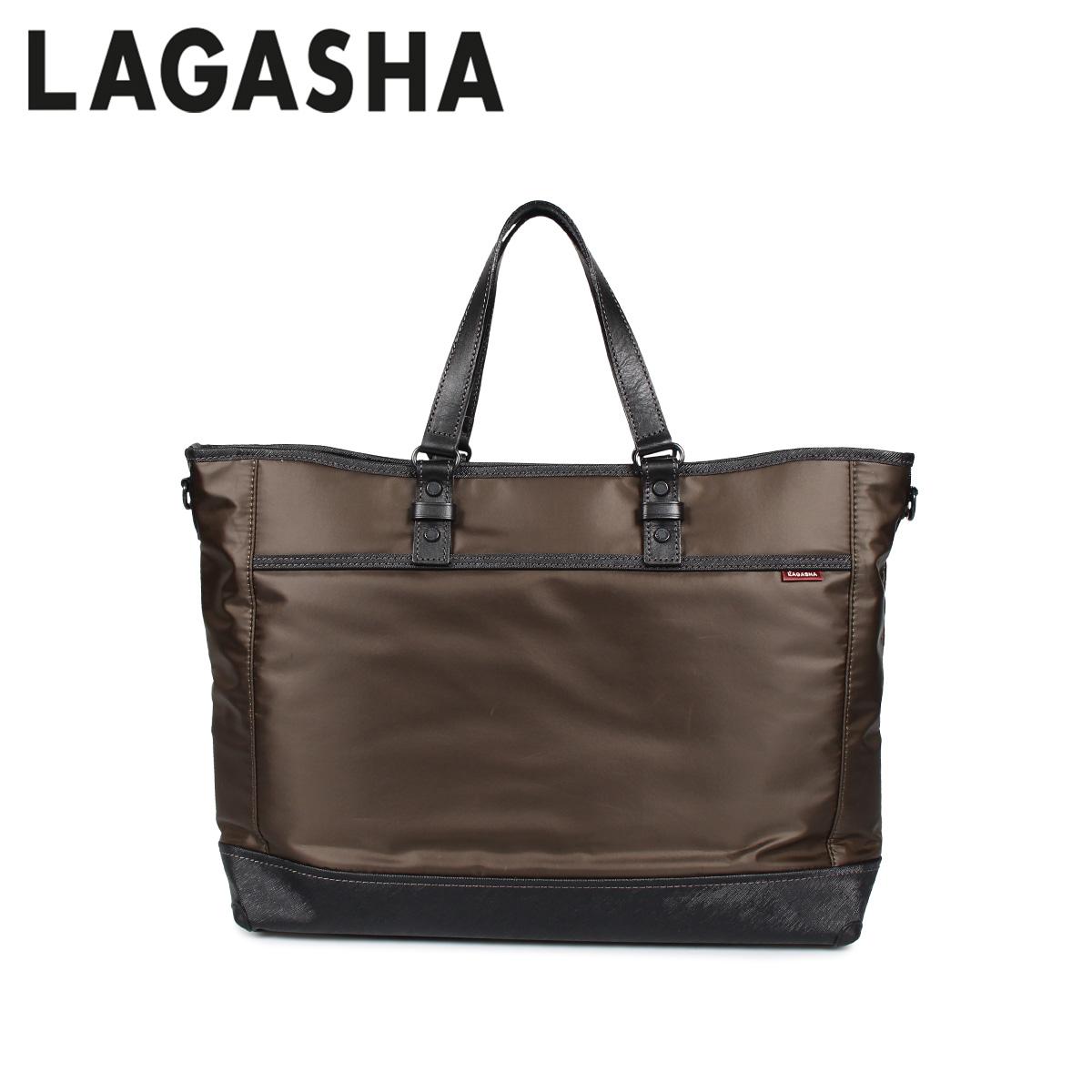 LAGASHA UPLIGHT ラガシャ アップライト バッグ ビジネスバッグ ブリーフケース メンズ ネイビー カーキ 7229