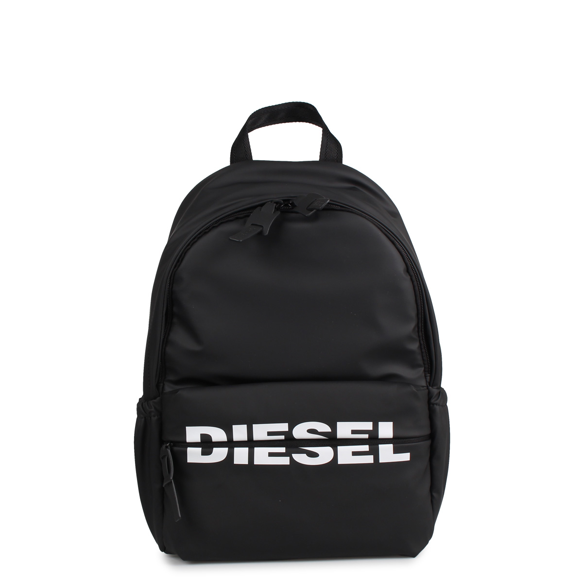 DIESEL BOLDMESSAGE F-BOLD BACK II ディーゼル リュック バッグ バックパック レディース ブラック 黒 X06285-P1705