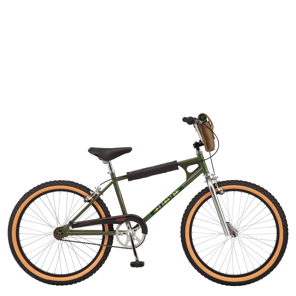 SCHWINN STRANGER THINGS MAX シュウィン ストレンジャー シングス ルーカス BMX 自転車 24インチ ストリート フリースタイル グリーン S3042WMDS