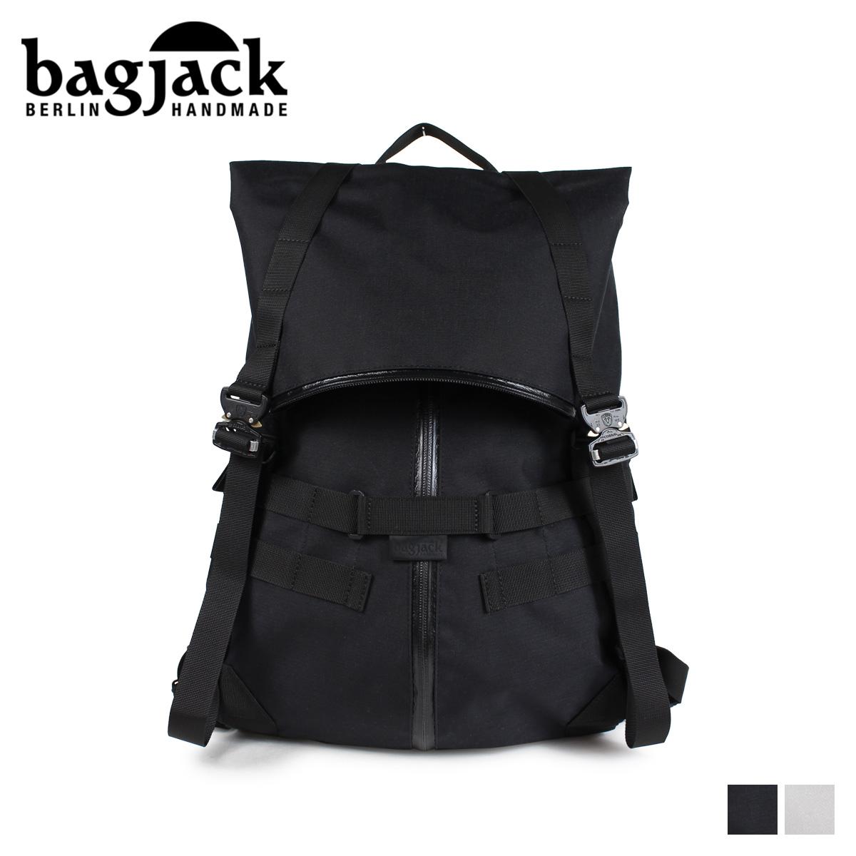 bagjack MORPH PACK バッグジャック リュック バックパック メンズ レディース ブラック ホワイト 黒 白