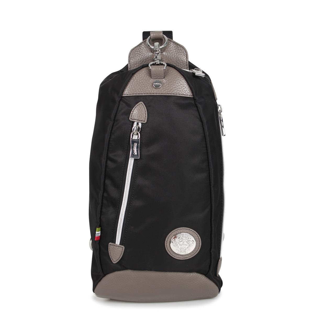 Orobianco DIMMYTE-C オロビアンコ バッグ ボディバッグ ショルダーバッグ メンズ ブラック ネイビー 黒 92163