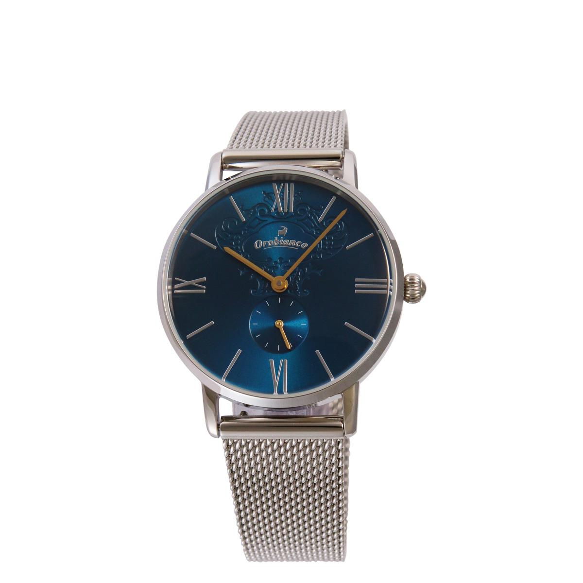 Orobianco SIMPATIA オロビアンコ 時計 腕時計 レディース クオーツ アナログ シルバー OR0072-501