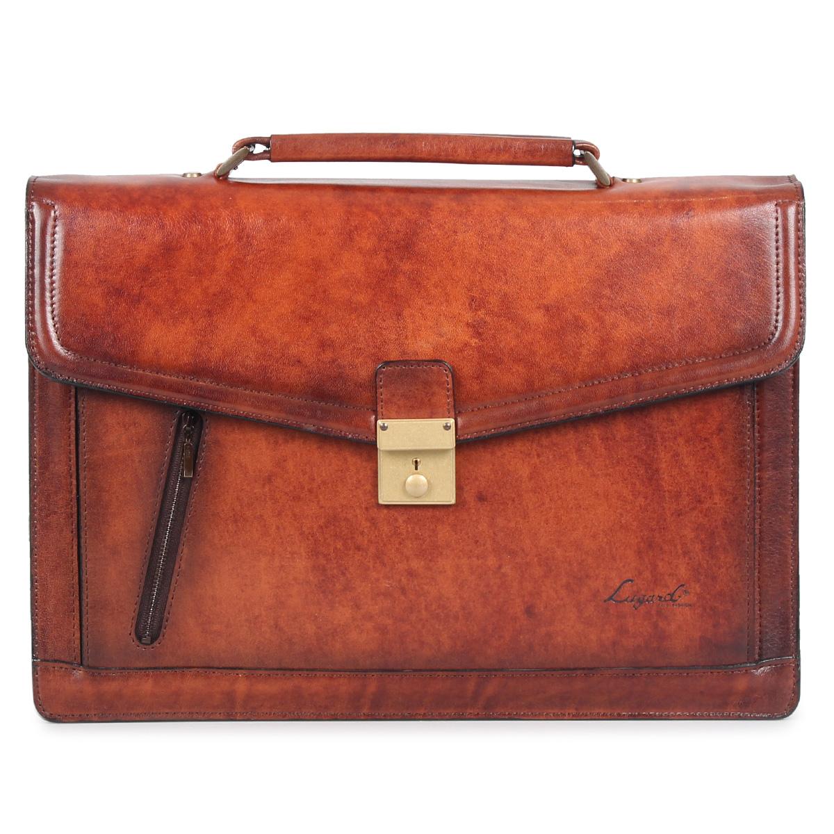 Lugard G3 BUSINESS BAG ラガード 青木鞄 ジースリー バッグ ビジネスバッグ メンズ ブラウン 5219