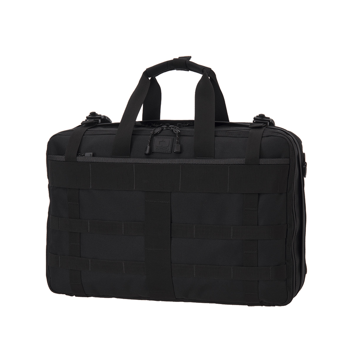 OGIO CORE CONVOY 3WAY BRIEF CASE LARGE BAG 20 JM オジオ バッグ ビジネスバッグ ブリーフケース メンズ 23L ブラック 黒 5920155OG