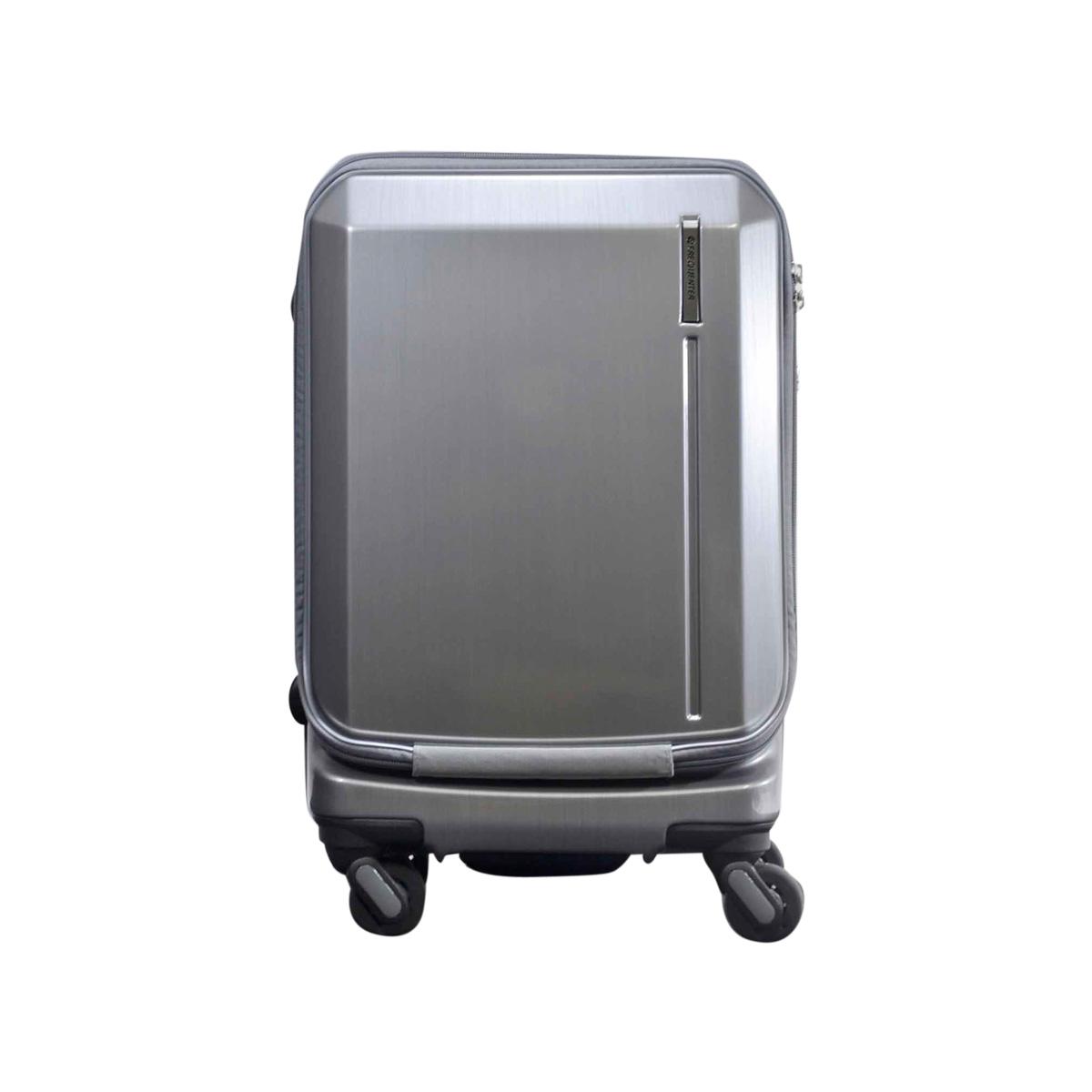 FREQUENTER GRAND フリクエンター グランド スーツケース キャリーケース キャリーバッグ メンズ 34L ブラック グレー ネイビー 黒 1-360 [4/13 新入荷]