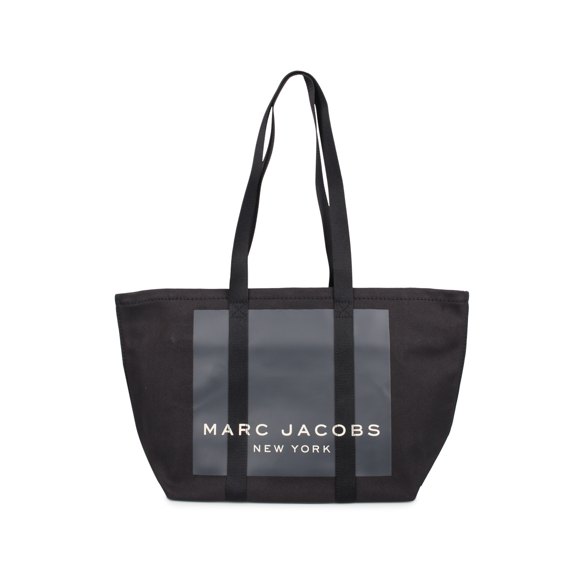 MARC JACOBS KAMALA TOTE BAG マークジェイコブス バッグ トートバッグ レディース ブラック 黒 M0015375-001 [3/10 新入荷]
