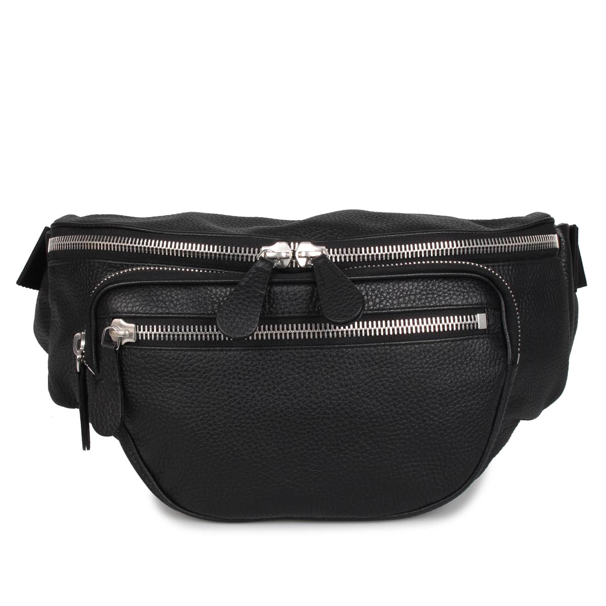 MAISON MARGIELA BELT BAG メゾンマルジェラ バッグ ウエストバッグ ボディバッグ メンズ レディース ブラック 黒 S55WB0020-T8013