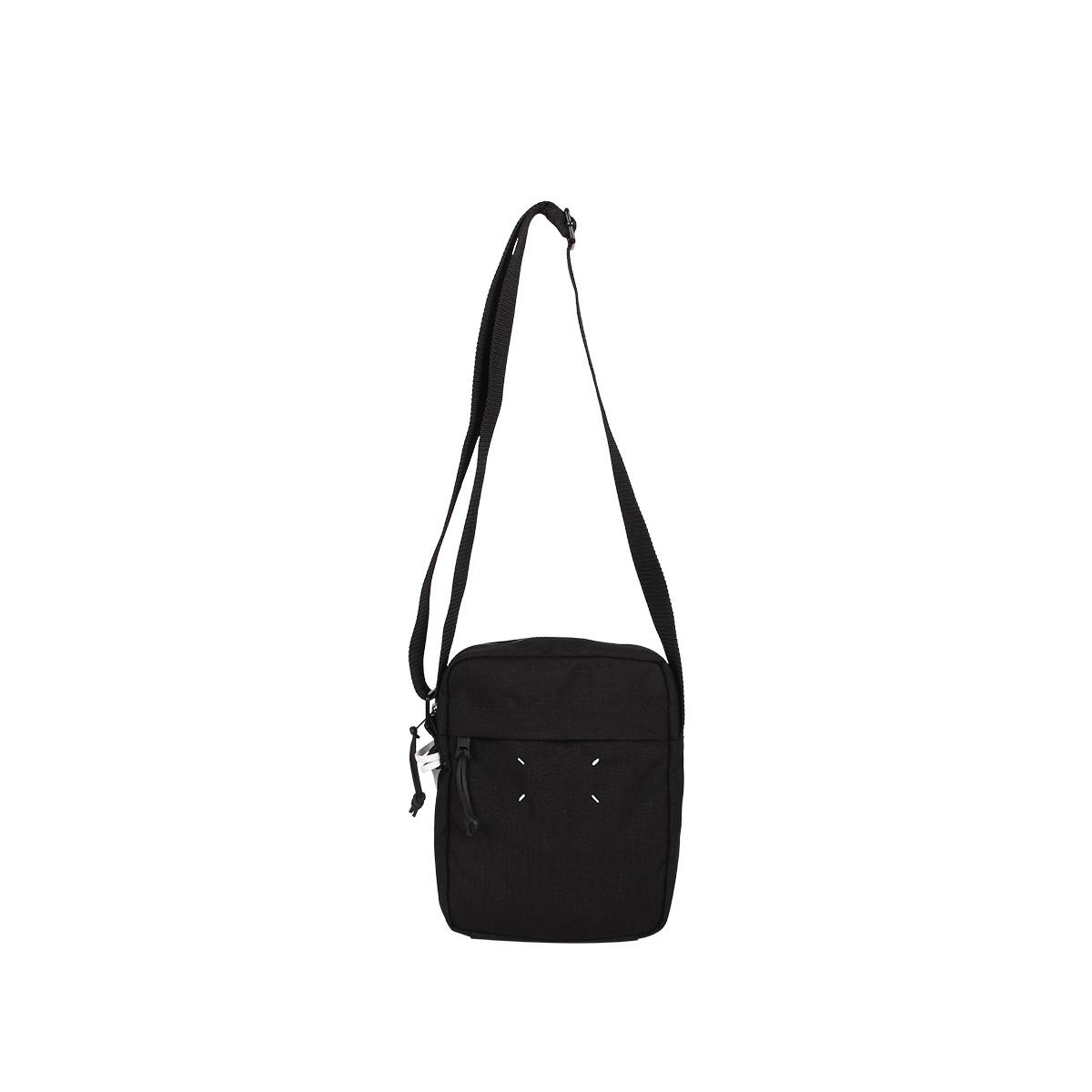MAISON MARGIELA SHOULDER BAG メゾンマルジェラ バッグ ショルダーバッグ メンズ レディース ブラック 黒 S55WG0056-T8013