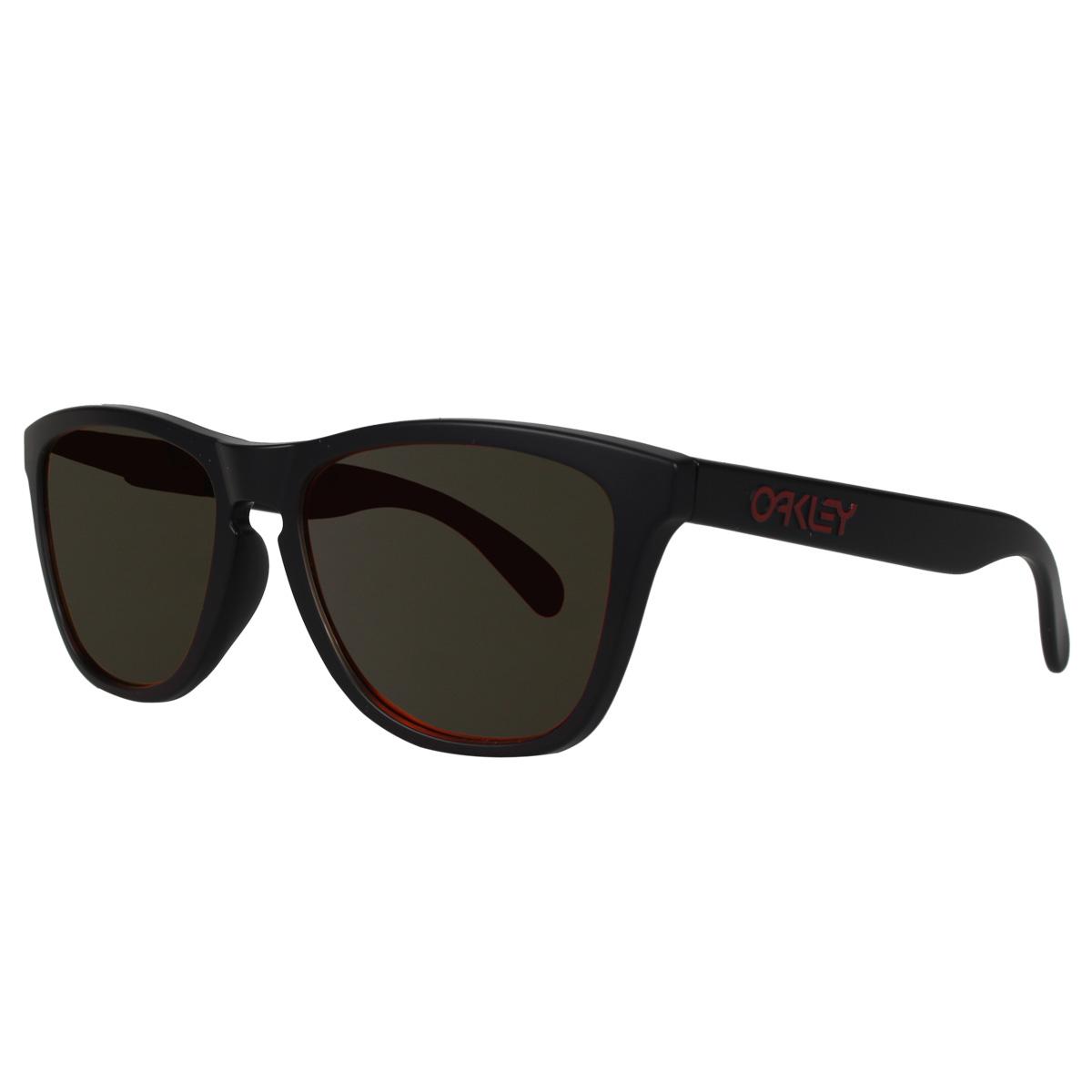 Oakley FROGSKINS ASIA FIT オークリー サングラス フロッグスキン アジアンフィット メンズ レディース ブラック 黒 0OO9245