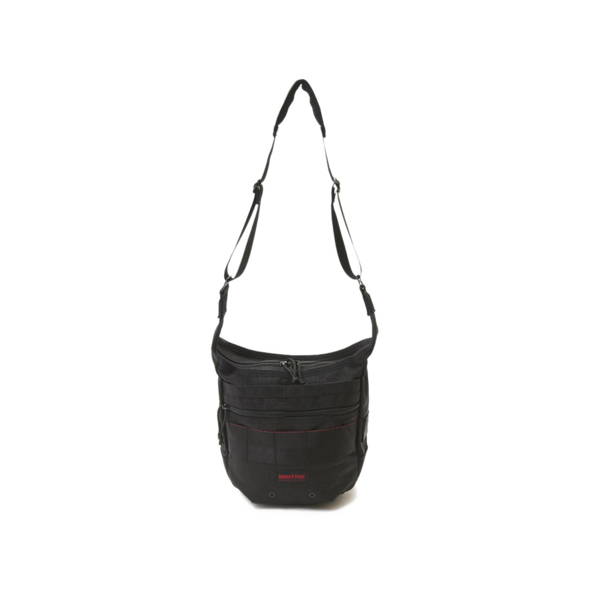 BRIEFING DAY TRIPPER ブリーフィング デイトリッパー バッグ ショルダーバッグ メンズ 5.8L ブラック ネイビー 黒 BRF105219