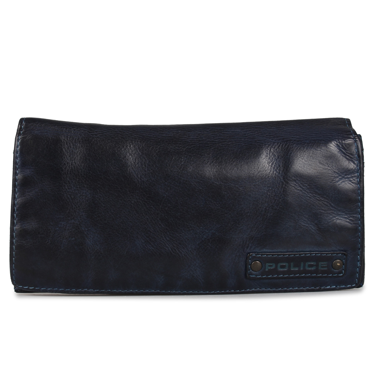 POLICE LAVARE LONG WALLET ポリス 財布 長財布 メンズ ラヴァーレ ブラック ネイビー キャメル 黒 PA-59602
