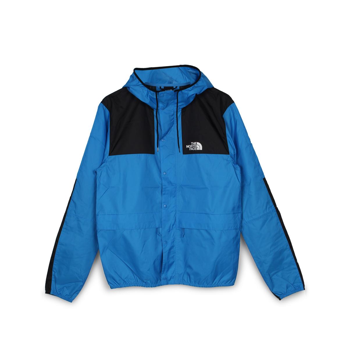 【最大600円OFFクーポン】 THE NORTH FACE 1985 SEASONAL MOUNTAIN JACKET ノースフェイス ジャケット マウンテンジャケット メンズ ブルー NF00CH37